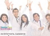 Auxiliar de enfermeria en guadalajara