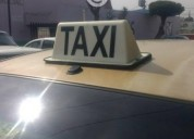 Solicito chofer taxi