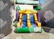 Brincolin inflable castillo cr2