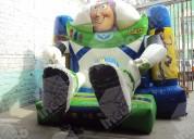 Brincolin inflable buzzlightyear