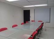 Salas de capacitacion 20 m2