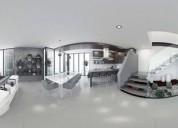departamento nuevo en preventa torre prisma 102 leon gto 2 dormitorios 167 m2