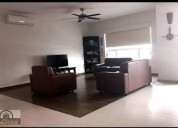 Departamento amueblado en renta en san jeronimo monterrey nuevo leon 2 dormitorios