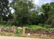 Venta de terreno en izamal yucatan 1540 m2