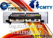 Mantenimiento a plotters