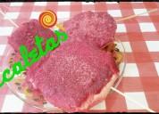 Paletas de hielo snacks alimentos fiesta eventos