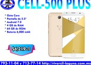 Smartphone cell-500 plus