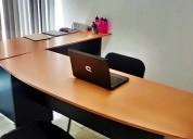 °alquiler de oficinas fÍsicas amuebladas°