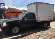 Nissan pick up caja seca 2011 89000 kms