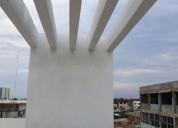 Departamento en venta con roof garden lazaro cardenas gpe victoria 2 dormitorios 100 m2