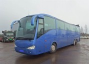 Autobuses scania irizar