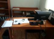 Remate de escritorios y muebles de oficina usados