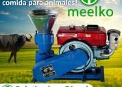 Meelko peletizadora para balanceados mkfd150a