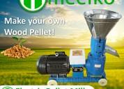 Meelko maquina para pellets maderamkfd120b