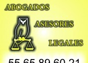 abogado de divorcio 55 65 89 60 21