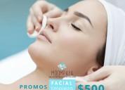 Promociones spa en guadalajara | facial limpieza