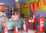 Extintores, venta y recarga, recoleccion