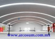 Curvotechos (arcosum construcciones y suministros)