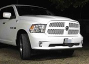 dodge ram 2500 pick up 2016 23000 kms