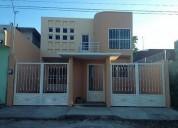 Se renta casa nueva muy cerca a torre chiapas 3 dormitorios 160 m2