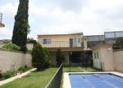 Venta de casa con departamento amp maravillas cuernavaca clave 2564 5 dormitorios 300 m2