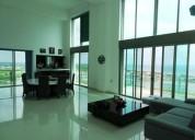 Departamento penhouse en renta amueblado en puerto cancuntorre maioris 3 dormitorios 414 m2