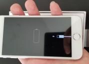 iphone 6 16gb, color plata