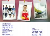 Servicios domesticos sirvientas 53597767