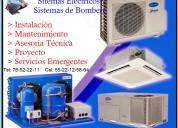 Servicio, reparación, instalación, mantenimiento