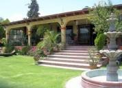Hermosa residencia muy cerca del centro 4 dormitorios 1000 m2
