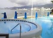 Acapulco departamento en venta de 4 recamaras 4 dormitorios 275 m2