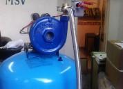 Venta de bombas de agua presurizadores bombas