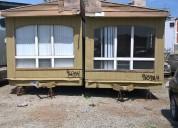 Tijuana casa movil, contemporanea,  elegante, 6x16