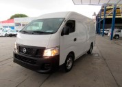 Ado mexico vende nissan urvan panel