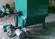 Maquina revolvedora 400 kg