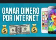 Estudiantes que quieran ganar dinero con internet