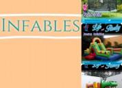 Alquiler de juegos inflables