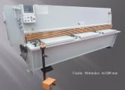 Cizalla hidraulica 6mm / 3200 mm