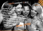 karaoke para tus fiestas