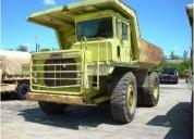 Euclid r35 camion fuera de carretera