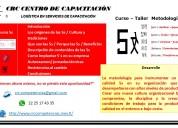 Capacitacion curso  5s capacitacion