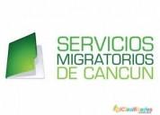 Visas, legal estancia, residencia en méxico.