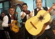 Trimariachi tecalitlán show
