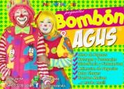 Payasos para fiestas infantiles en chicoloapan