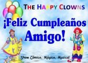 El show de los happy clowns