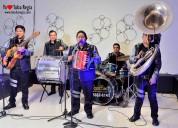 Norteño Banda en Monterrey