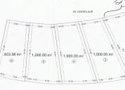 Terreno en venta centro sur, queretaro, ch-053