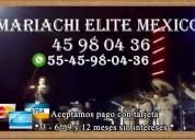 Mariachis pago con tarjeta 45980436 alvaro obregon