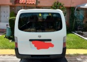 Nissan urvan 2013 130000 kms