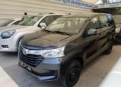 Toyota avanza 2016 27000 kms